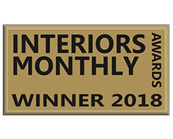 interiors monthly award logo