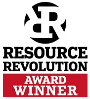 resource revolution award winner logo