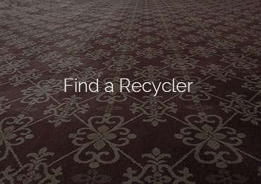 find a carpet recycler