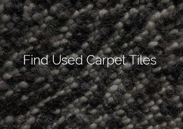 find used carpet tiles