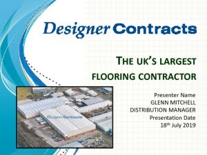 thumbnail of Carpet Recycling UK conference Jul19_ Designer Contracts_presentation